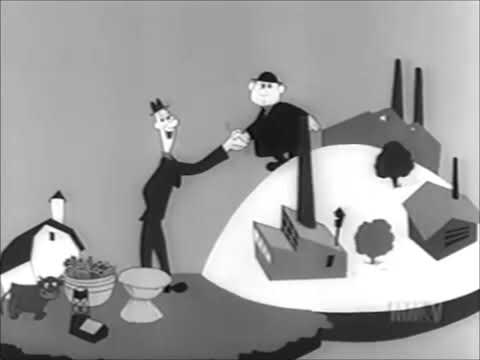 United Nations Animation (Post WW2) (1945)