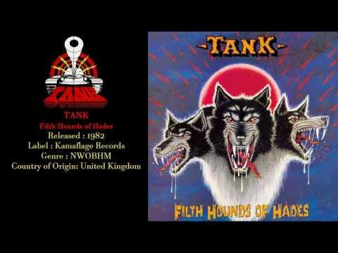 Tank (UK) - Filth Hounds of Hades (1982) Full Album
