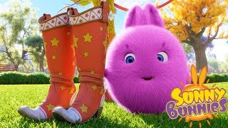 Cartoons for Children | SUNNY BUNNIES - SUPER BOOTS | Funny Cartoons For Children