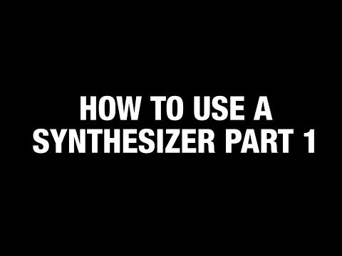 In The Studio with Dada Life: #4 - How To Use a Synthesizer (Part 1)
