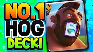 ABSOLUTELY NOBODY SAW THIS DECK COMING (New Hog Freeze)