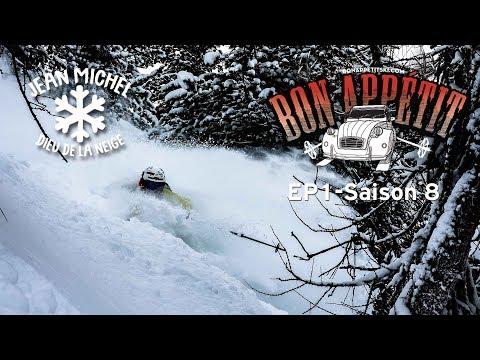 EP1S8 - Bon Appétit - Jean Michel Dieu de la neige