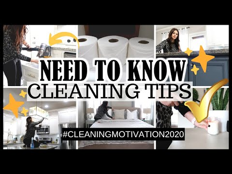 NEED TO KNOW CLEANING TIPS   PRO CLEANING HACKS   Til Vacuum Do Us Part