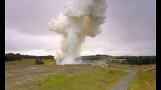 BIGGEST GUNPOWDER EXPLOSION EVER!