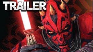 Star Wars: The Clone Wars - Darth Maul Returns Trailer