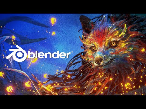 Blender 2.90 - Features Reel and Showcase