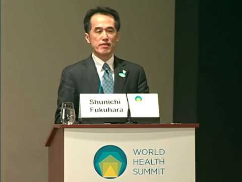 World Health Summit 2015: Opening Ceremony