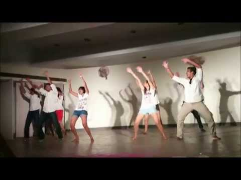 Section C Group Dance Camaraderie 2014- PGP30- IIM Lucknow