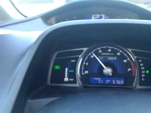 Honda Civic Hybrid 2009 Ima Problem 2