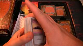 MTG Magic: the Gathering Revised Gift Box Review