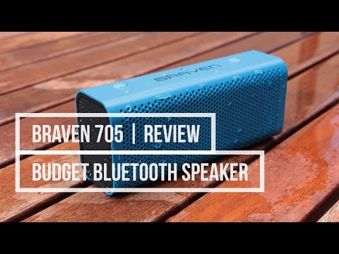 Braven 705 Budget Bluetooth Speaker | Review