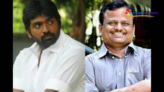 Vijaysethupathi as Corporate Guy in KV Anand's Direction!...