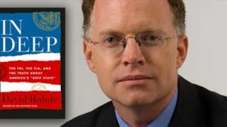 """David Rohde with Steve Scher: The Truth About America's """"Deep State"""" 