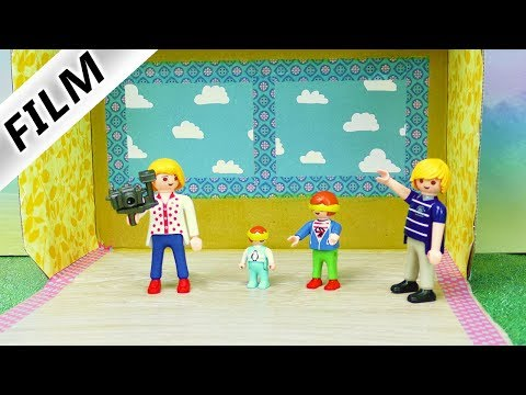 Playmobil Film deutsch | Riesen mega ÜBERRASCHUNG für Julian & Emma | Kinderserie Familie Vogel