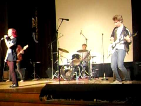 Battle Of The Bands(2011)-Twin Pines @ Scottish Rite In Long Beach: 1st Half