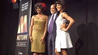 Motown The Musical | Official Launch