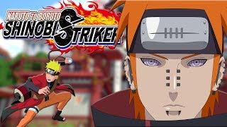 Naruto to Boruto: Shinobi Striker - Mission Gameplay (Full Game)