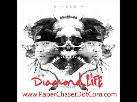 Styles P Ft. Bun B - YO Trill Shit [New 2012 CDQ Dirty NO DJ]