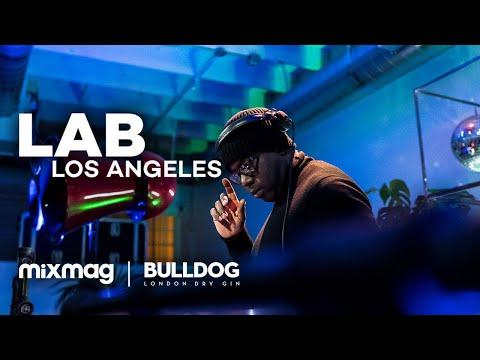 Fred P In The Lab LA