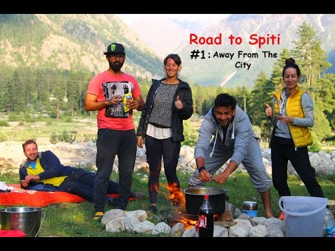 Road to Spiti Valley | Episode 01 | Away From The City