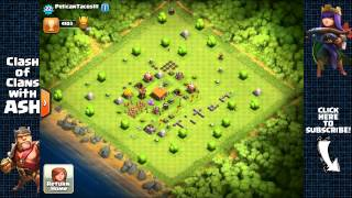 Clash of Clans - TH2 PLAYER IN TITAN! 4100 TROPHIES! WORLD'S HIGHEST BEST PLAYER