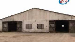 «Горняк» ведет реконструкцию фермы в деревне Погост...