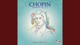 Fantaisie-Impromptu No. 4 in C-Sharp Minor, Op. Posth. 66