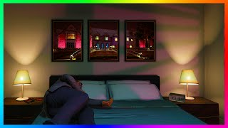GTA Online Apartment Customization Features We Need! - Custom Photos, Add Furniture & MORE! (GTA 5)