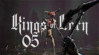 Kings of Lorn: The Fall of Ebris (PL) #5 - Walka z królem (Gameplay PL)