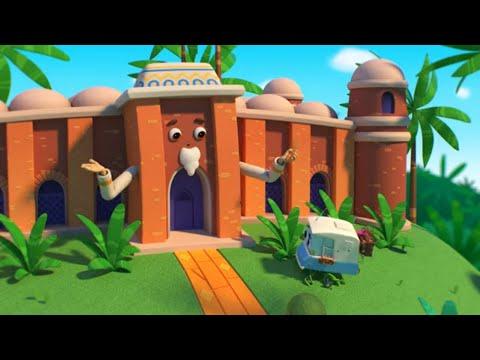 Домики - Шаит-Гумбад - Серия 57 - Мультики для детей