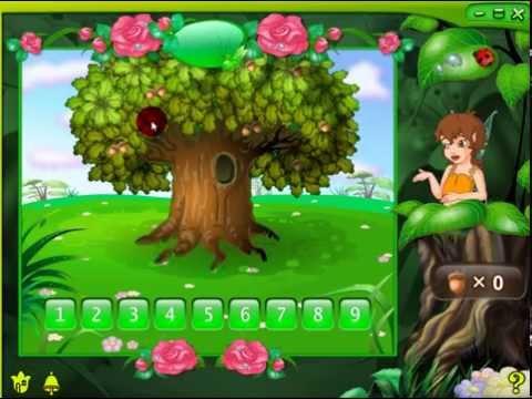 Игра Волшебные феи Скоро в школу (часть 4) Развивающие игры