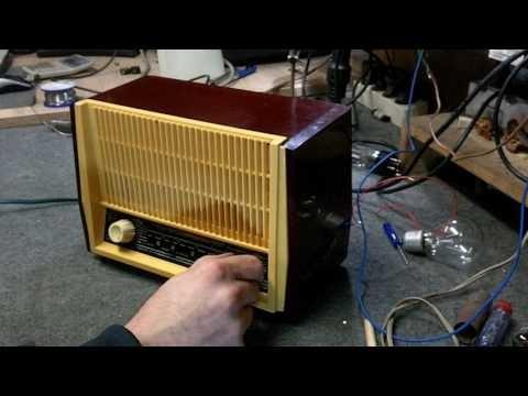 Nie UNITRA Radio ZRK FIGARO 3291 1959r.