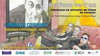 Bande Annonce - Ciné Concert - Reviens va-t'en - Cinéma Cossonay 09.11.18