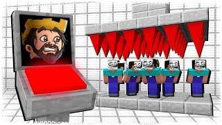 OHAA ŞAKA GİBİ !!  Minecraft