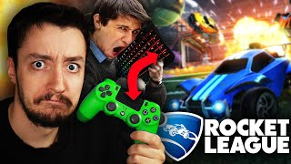 ΕΠΑΙΞΑ ΜΕ CONTROLLER... | Rocket League