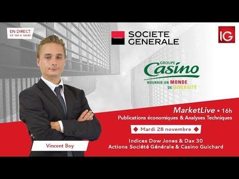 #MarketLive 16h - Mardi 28 novembre 2017