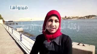 بالفيديو الفريق مهاب مميش يكرم بطلة العالم في كره السرعهu