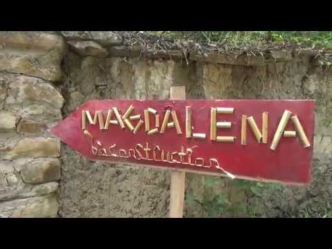 La Magdalena, permaculture & bioconstruction, Colombia (français/español)