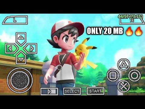Pokemon Game Download For Ppsspp Emulator
