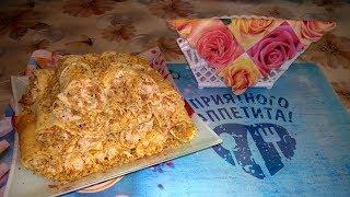 Моя кулинария // Салат - закуска  //  Яичные блинчики с начинкой