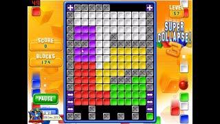 Super Collapse! 3 (2006, PC) - Puzzle 3 of 6: Levels 41~60 [720p50]