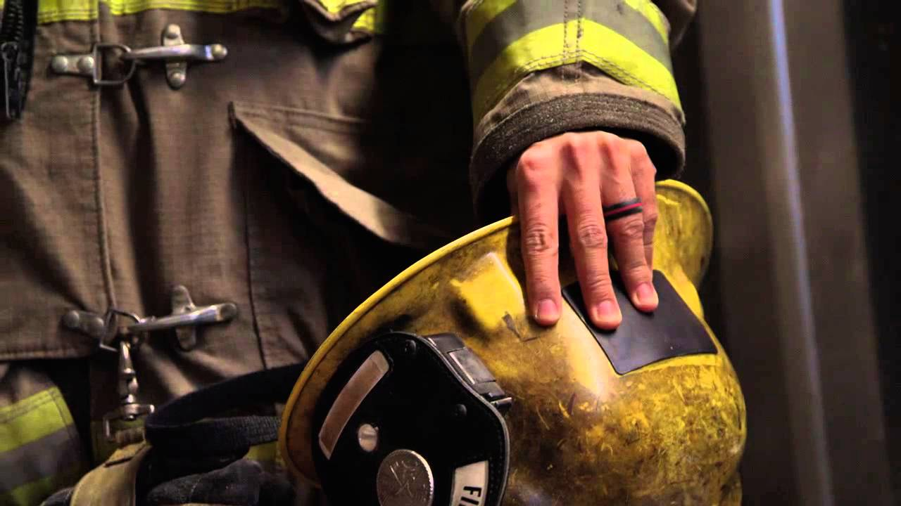 Qalo Firefighter Ring