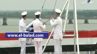 بالفيديو.. أحمد موسى: مصر تتسلم حاملة الطائرات الثانية سبتمبر المقبل