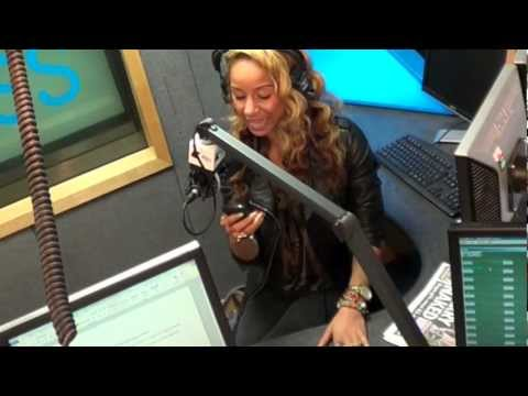 Rita Ora partying with Rizzle Kicks - Kiss Breakfast Takeaway