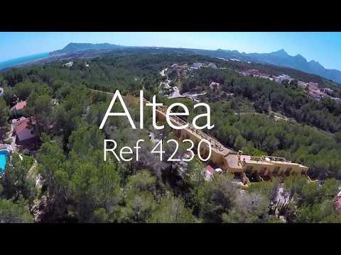 Traditional detached Villa in Altea 4230