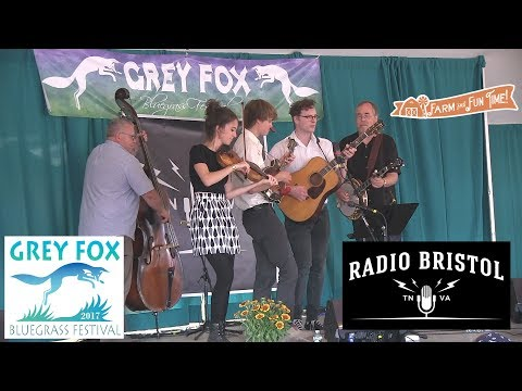 Farm & Fun Time - 3 of 6 - Daves-Trischka Band - Grey Fox 2017