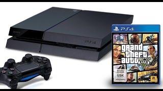 Почему GTA 5 нужно играть только на PS4?