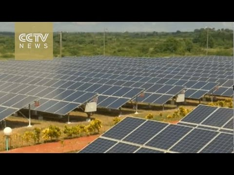 China, Cuba cooperate in developing renewable energy