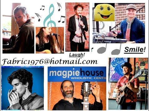 Fabric's Music gig 2017, Troy & Luke @ Magpie House