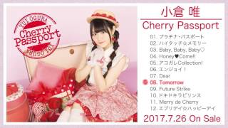 7/26発売 「Cherry Passport」発売! http://www.ogurayui.jp/special/2...
